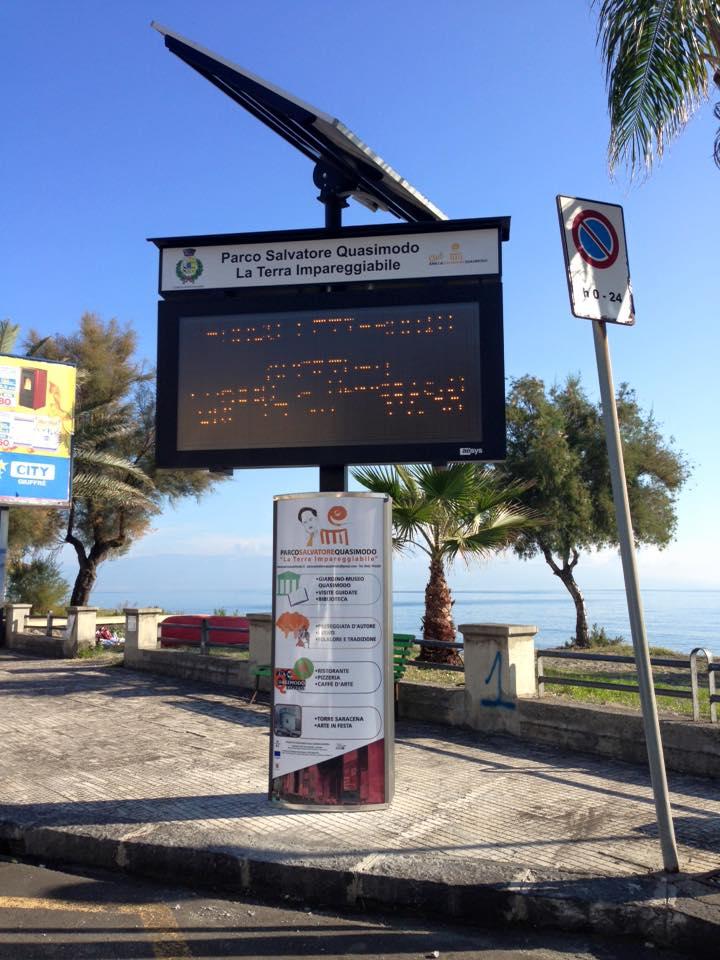Inaugurazione pannelli informativi turistici