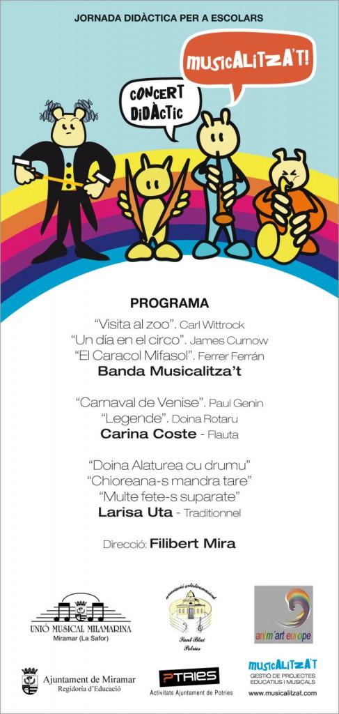 """Progetto Europeo """" Anim'Art """" Valencia (SPAGNA)"""