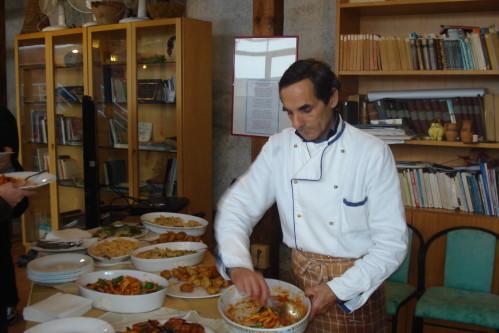 Un buffet al Parco Quasimodo ? una occasione da non perdere per gustare i sapori di Sicilia