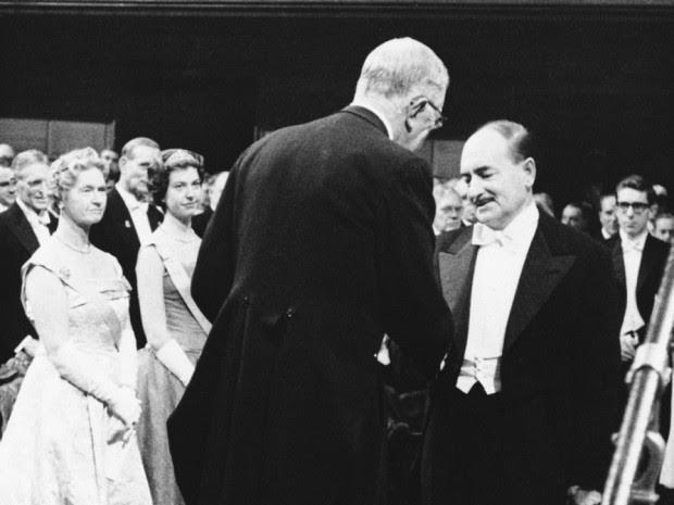 Stoccolma ricorda Quasimodo a 60 anni dal Premio Nobel