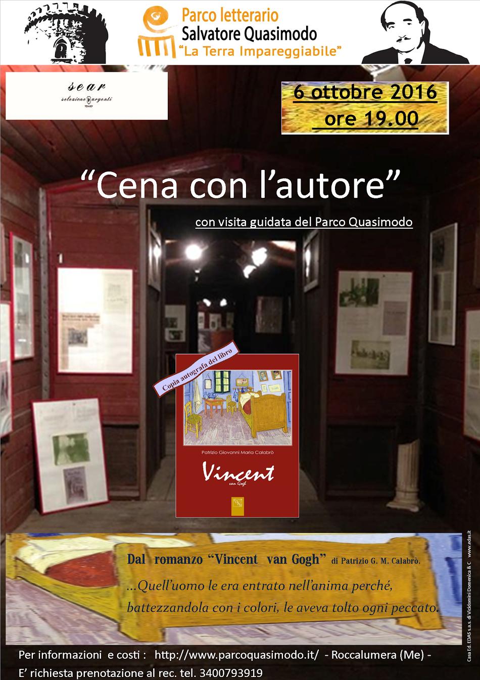 """Presentazione libro """"Van Gogh"""""""