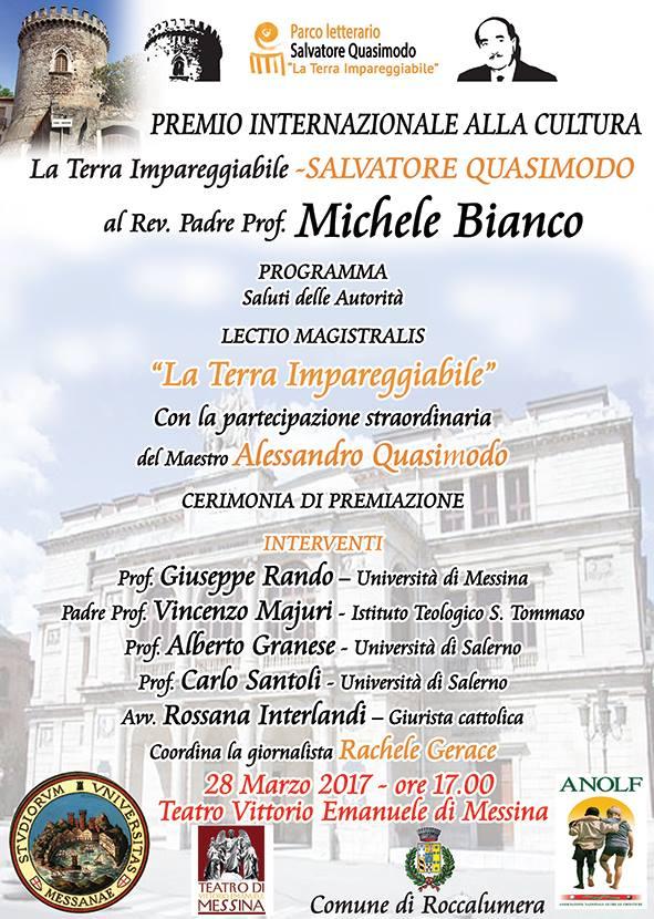 manifesto Premio