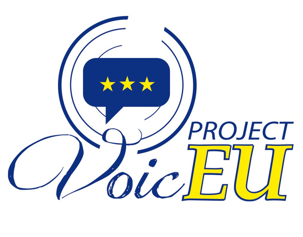 "VoicEU project : il ""template"""