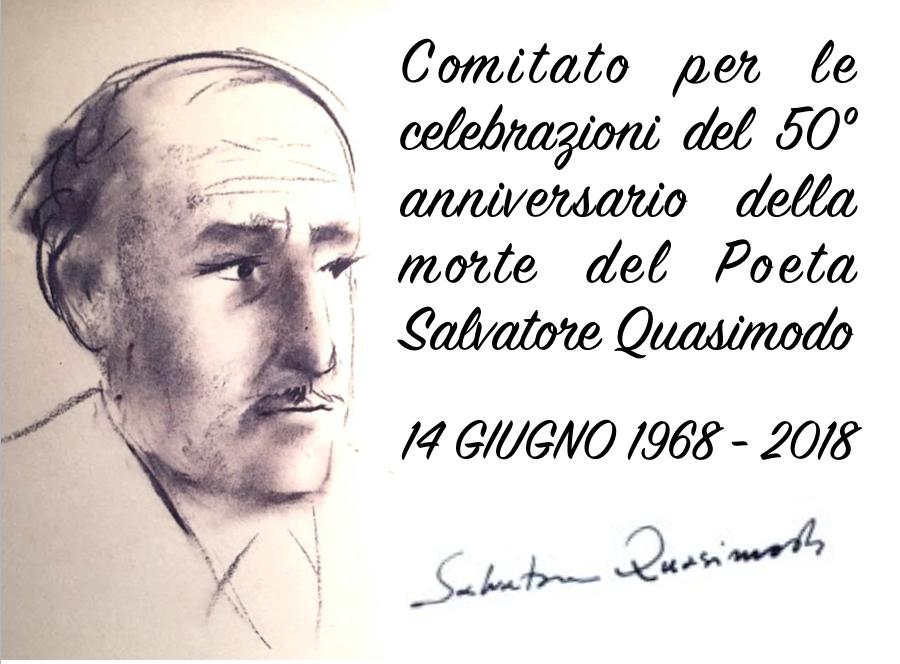 Celebrazioni del 50esimo anniversario della morte di Salvatore Quasimodo