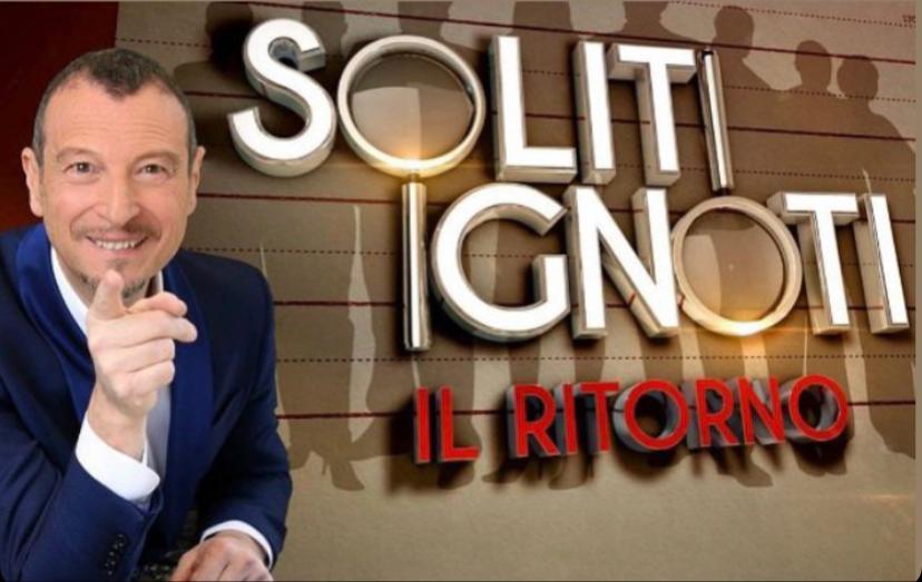 """Il Parco Letterario Quasimodo a """"I SOLITI IGNOTI"""" (RAI 1)"""