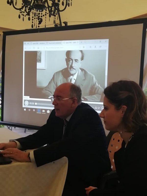 """""""Quasimodo e Roccalumera"""", presentato il libro al Caffè Letterario """"La capannina"""" di Piraino"""