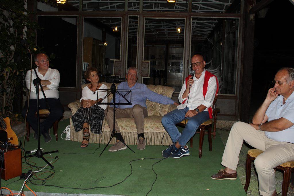 """""""Un Nobel di famiglia"""" con Alessandro Quasimodo e Marisa Sturiale – FOTO"""