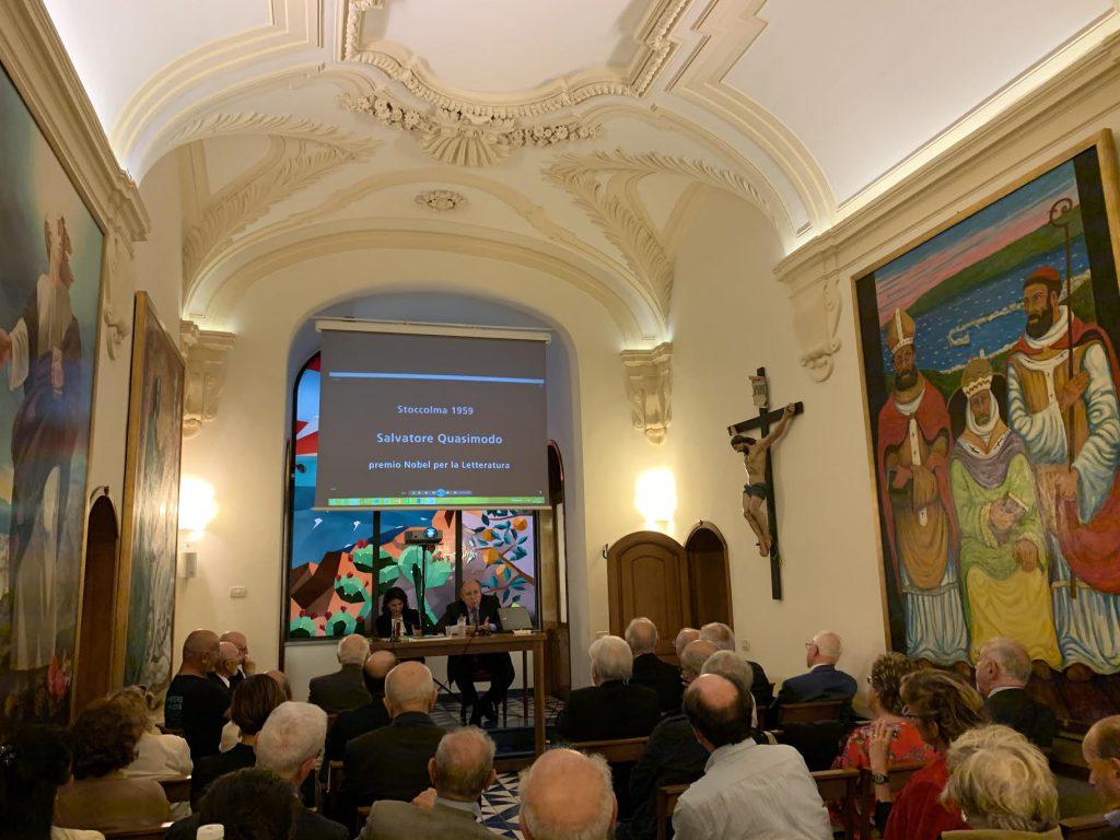 Roma ricorda Quasimodo a sessant'anni dal Premio Nobel