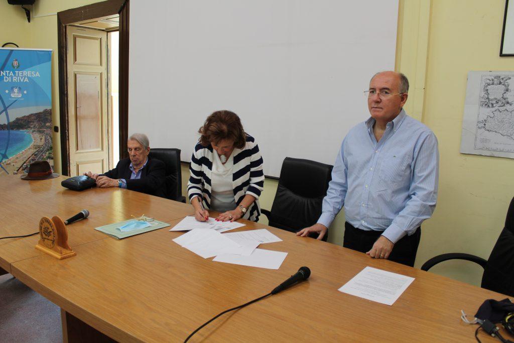 Il Parco Quasimodo e i licei di S. Teresa di Riva firmano un protocollo di intesa per un progetto Erasmus