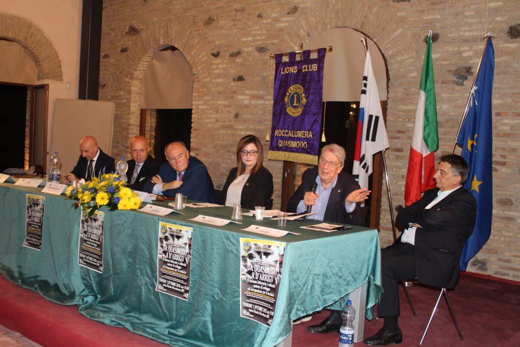 """Convegno """"Da Quasimodo a D'Arrigo: il turismo letterario e culturale motore di sviluppo ed occupazione per il territorio"""""""